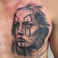 Mitch-sydney-face-tattoo